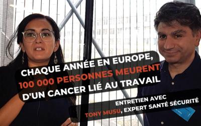 Chaque année, 100 000 personnes meurent d'un cancer lié au travail en Europe !