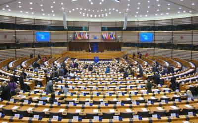 En direct depuis le Parlement européen… Session plénière