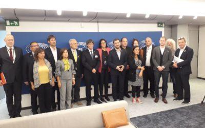 Des élus Catalans interdits de siéger au Parlement européen !