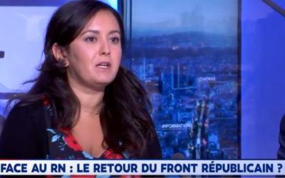 Sécurité à la SNCF, front républicain et cannabis.