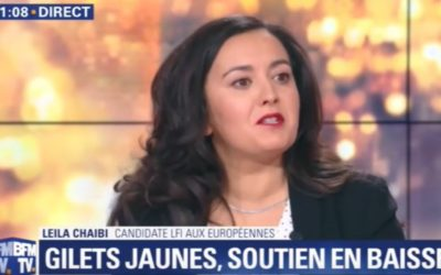 Interview BFMTV : Gilets jaunes