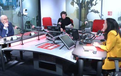 Invitée du matin de RFI : Union Européenne