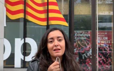 Catalogne : Stop à la répression arbitraire !