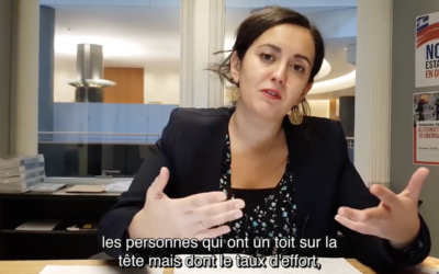 FONDATION ABBÉ PIERRE : BESOIN DE TOIT