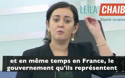 Retraites : stop 🛑 au double discours des eurodéputé·es LReM sur les pensions de réversion.