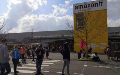 Tribune : la santé des salarié·es d'Amazon passe avant le maintien du marché