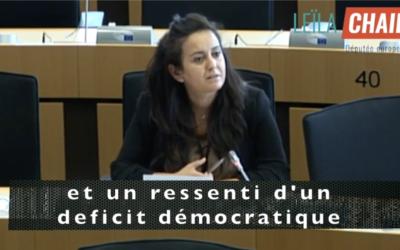 Vite, de la démocratie à la Commission européenne !