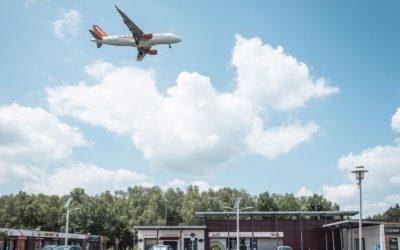 Tribune | Marchons pour réduire le trafic aérien !