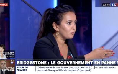 Vidéo | Covid-19, publicité anti-écologique, Bridgestone, sécurité, Leïla Chaibi sur LCI