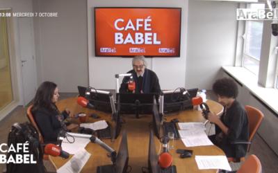Vidéo | Covid, loi séparatisme, travailleurs de plateformes… je suis l'invitée de Cafébabel et Arabel
