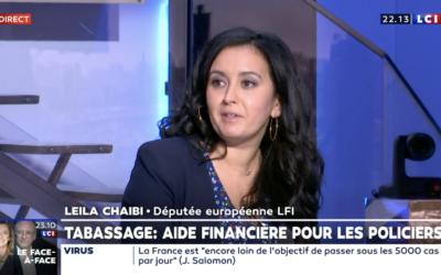 Vidéo | Aide financière aux policiers qui ont tabassés Michel Zecler : un scandale !