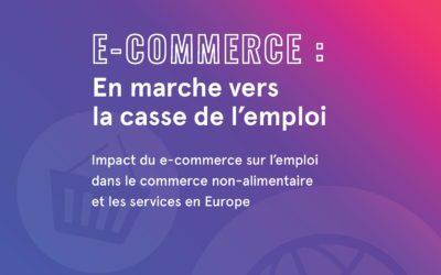E-commerce : en marche vers la casse de l'emploi