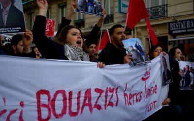 Il y a 10 ans s'immolait Mohamed Bouazizi, le déclenchement du printemps arabe