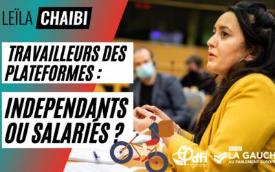 Vidéo | Audition commissaire européen à l'emploi