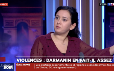 Vidéo | Loi séparatisme, stratégie vaccinale, passeport vaccinal, concerts-tests, Leïla Chaibi sur LCI.