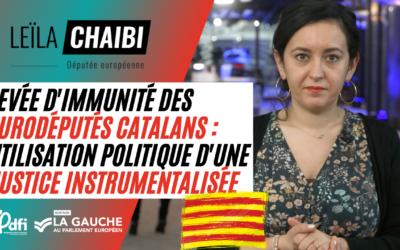 Vidéo | Catalogne : une journée noire pour la démocratie en Europe !