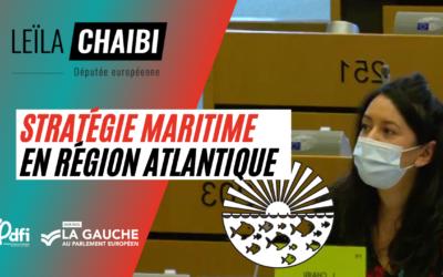 Vidéo | Pour une économie de la mer et une stratégie maritime durable en Atlantique !