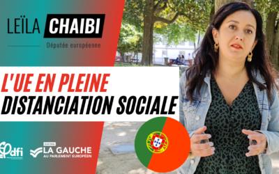Vidéo | Sommet de Porto : l'UE en pleine distanciation sociale !