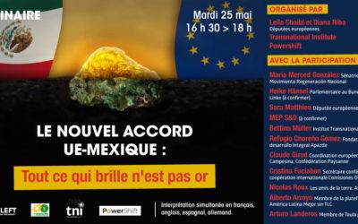 Vidéo | Le nouvel accord UE-Mexique : Tout ce qui brille n'est pas or