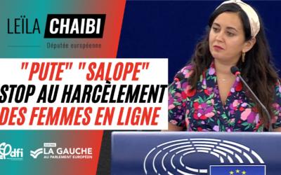 Vidéo | «Pute», «Salope», stop au harcèlement des femmes en ligne