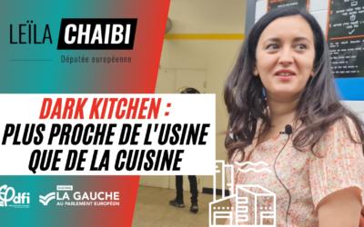 Vidéo | Dark kitchen : plus proche de l'usine que de la cuisine !